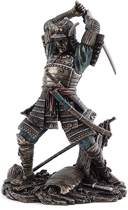 Samurai Statue